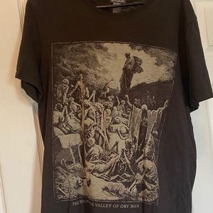 Graphic short sleeve T